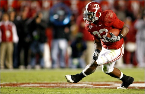 Reggie Bush Hints He's Done in New Orleans, As Saints Trade Up to Draft Mark Ingram