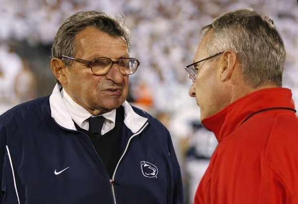 Top 10 Games In the Ohio State – Penn State Rivalry