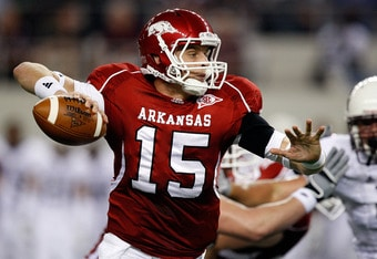 Top Draft-Eligible Quarterbacks in College Football: Future NFL Star or Just The Big Man On Campus?