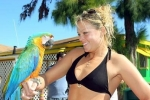 jennie-finch-with-bird