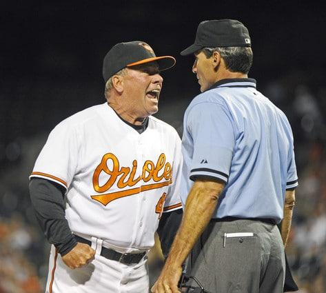 baltimore-orioles-dave-trembley-yells-at-umpire