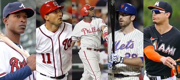 Reviewing the Offensive Struggles of the National League East, Plus KP's Latest Edition of MLB Power Rankings