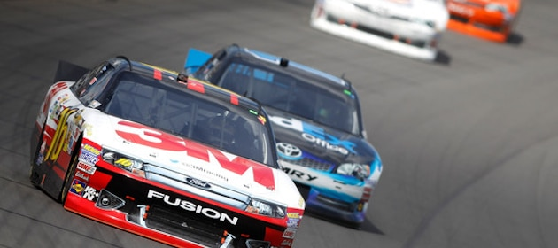 greg-biffle-leads-a-pack-of-racers-at-michigan-international-speedway