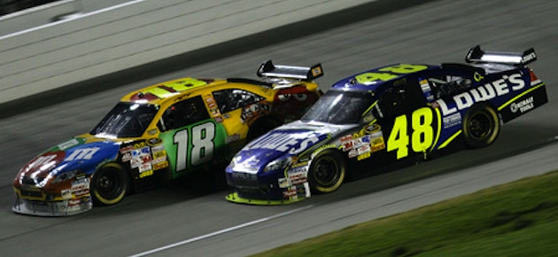 kyle-busch-jimmie-johnson-top-nascar-power-rankings