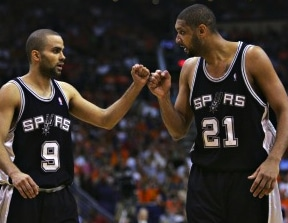 NBA Power Rankings: San Antonio Spurs Take Over First, Thunder Fall to Second
