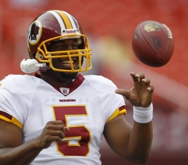 QB or Not QB: Donovan McNabb, Kevin Kolb, Cam Newton and the Latest Quarterback Questions around the NFL
