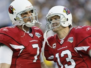 TWHS Caption Challenge: Peyton Manning, Matt Leinart, Jay Cutler and the 2010 NFL Season