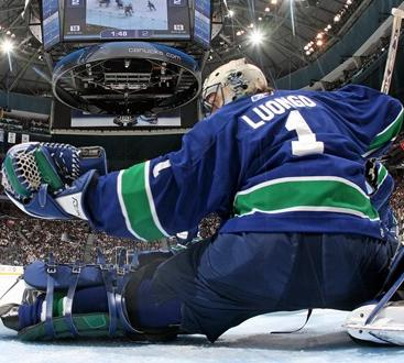 NHL Playoffs: Luongo, Vancouver Canucks Blank Defending Champs, Washington Capitals Win In OT and More