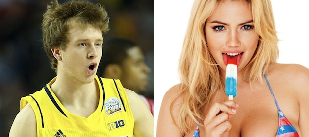 The Day Overnight Sensation Spike Albrecht Tweeted Kate Upton (With Bonus Upton Bikini Gallery)
