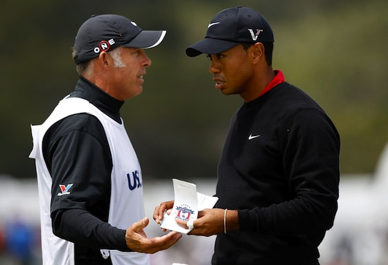 The Tiger Woods-Steve Williams Post-Break-Up Unofficial PGA Tournament Cash Flow Comparison Tracker