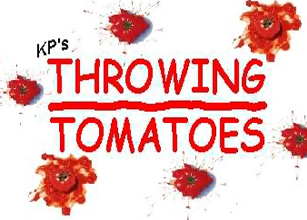Throwing Tomatoes: Rutgers, Kate Upton, Stevie Johnson, Paul Pierce, Tony Romo, the New England Patriots and Other Underachievements