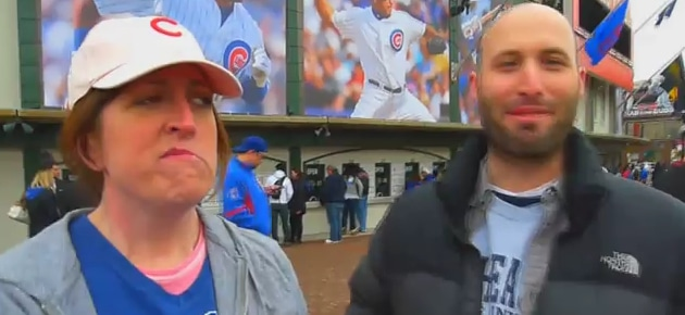 hilarious-drunk-female-cubs-fan-on-opening-day