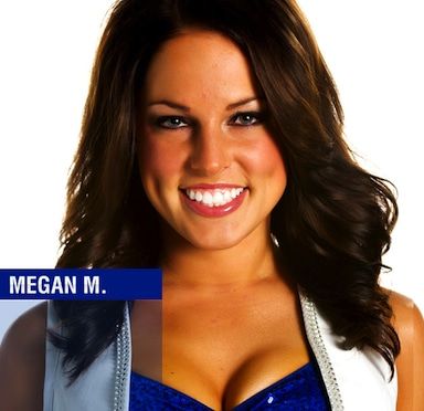 Wife of the Week: Two Colts Cheerleaders Shave Heads, Support Pagano and Cancer Research