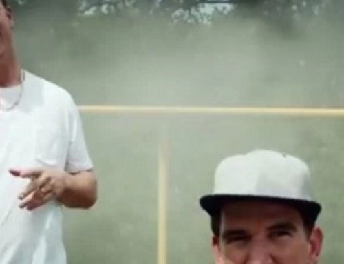 Peyton and Eli Manning Made Another Rap Video