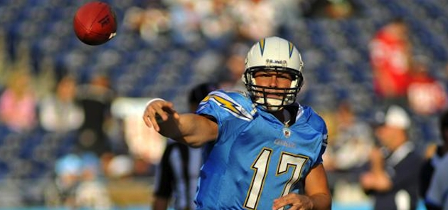 Philip Rivers faces Pittsburgh at home on Monday night