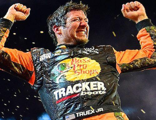 NASCAR Power Rankings: Harvick Leads as Truex Breaks Records