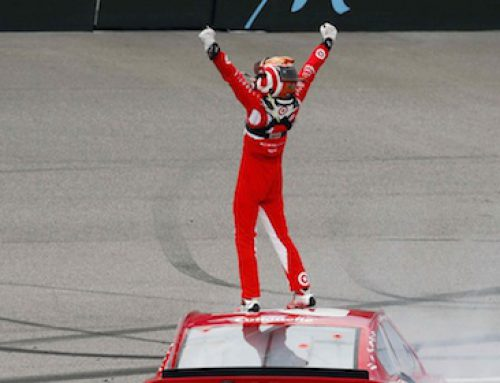 NASCAR Power Rankings: Harvick Leads the Way as Larson Nabs First Win