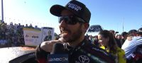 martin truex jr wins at chicagoland