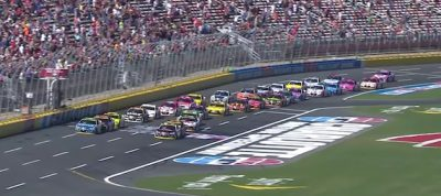 Jimmie Johnson Charlotte