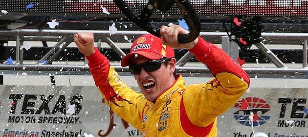 joey-logano-celebrates-win-at-texas-motor-speedway