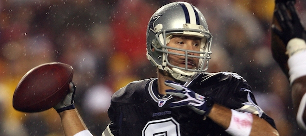 Tony Romo has been tough to beat on Thanksgiving Day