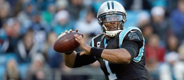 Don't look now, but Cam Newton and the Panthers are still undefeated