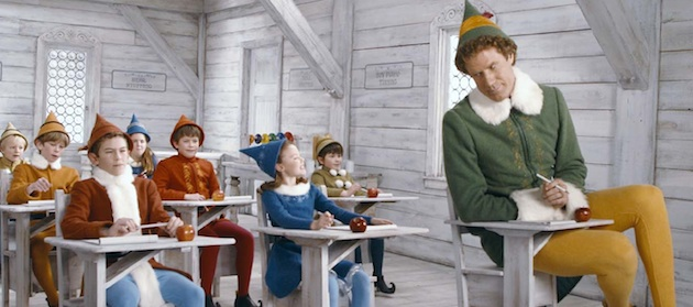 buddy the elf classroom