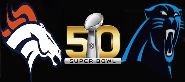 carolina panthers vs denver broncos super bowl 50