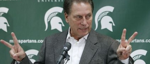 tom izzo michigan state coach