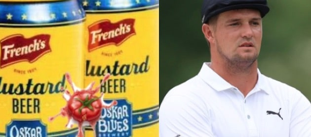 mustard-beer-bryson-dechambeau-throwing-tomatoes